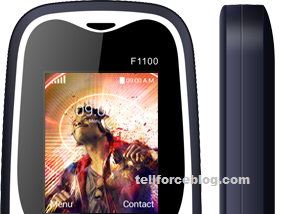 Fero Mobile F1100 Specs and Price