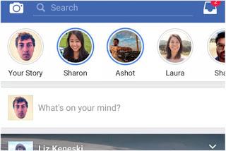 FacebookStory