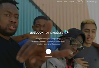 Facebook Announces App and Website For Influencers