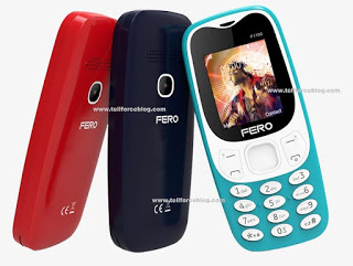 Fero Mobile F1100 Specs and Price