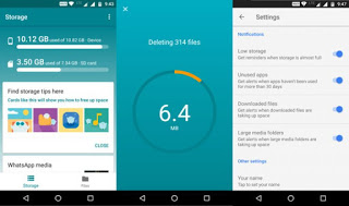 Google Quietly Published File Go - Allows users to free up space on their Android