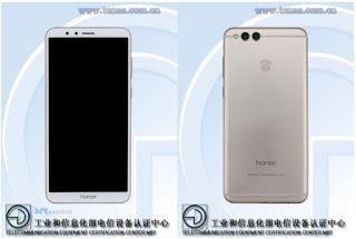 Leaked Honor V10 Specs: It spots a 5.99-inch 18:9 Display, Kirin 970 SoC at TENAA