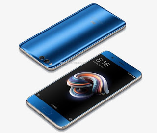 Xiaomi Mi Note 3 Specifications, Features and Price