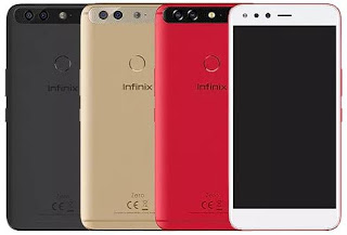 Infinix Zero 5 Specifications and  Price