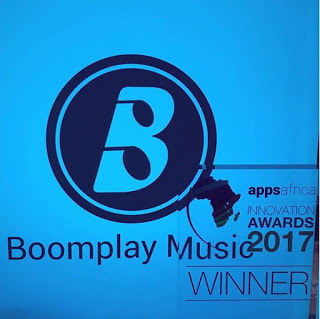 Boomplay Music bags Africa's number one App of the year