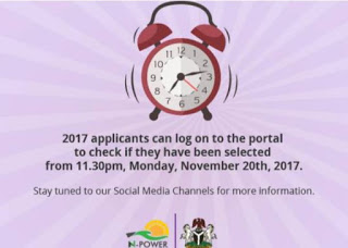 NpowerNG Release List of Successful Candidates 2017 � How to check your name