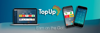 Download TopUp Africa App and Earn Free Airtime