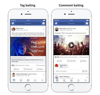 Facebook To Start Fighting Engagement Bait