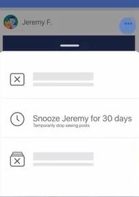 """Facebook set to roll out """"Snooze"""" Feature to temporarily block Pages and Groups"""