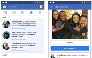 Facebook Facial Recognition Technology prevents people from sharing your photo without your knowledge