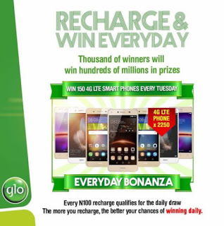 Glo giving out free 4G LTE smartphones to all its customers. How to qualify