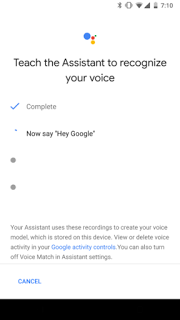 """Hey Google"" wakeup phrase now rolling out for more phones"