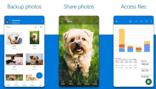Microsoft gives OneDrive for Android a new look