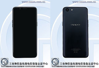 TENAA certified Oppo A83 with octa-core CPU, See full specs