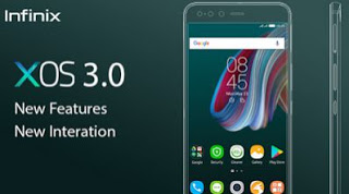 Infinix Zero 5 gets the new XOS 3 Custom UI. See its features