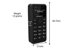 Do You Want One? The World's Smallest Phone