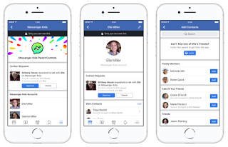Facebook For Kids has been launched.