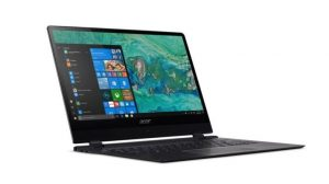 """ACER SWIFT 7: """"the slimmest Laptop in the World"""""""
