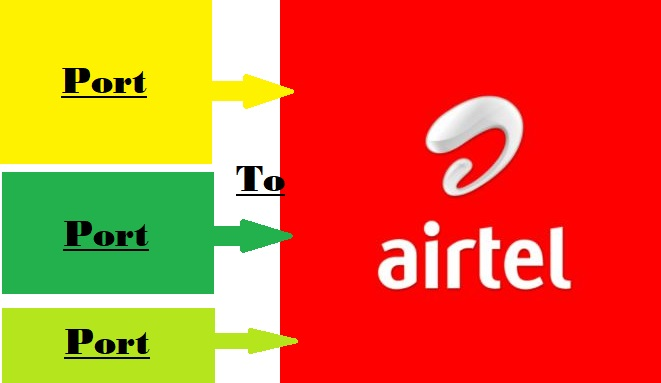 Port to Airtel and Get 10GB for N500 Valid for 30 Days