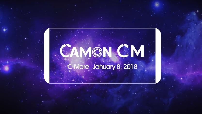 Tecno Camon CM Launch