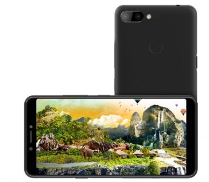 64b977b35 iTel A45 Specs And Price  Has Dual Camera And Fingerprint