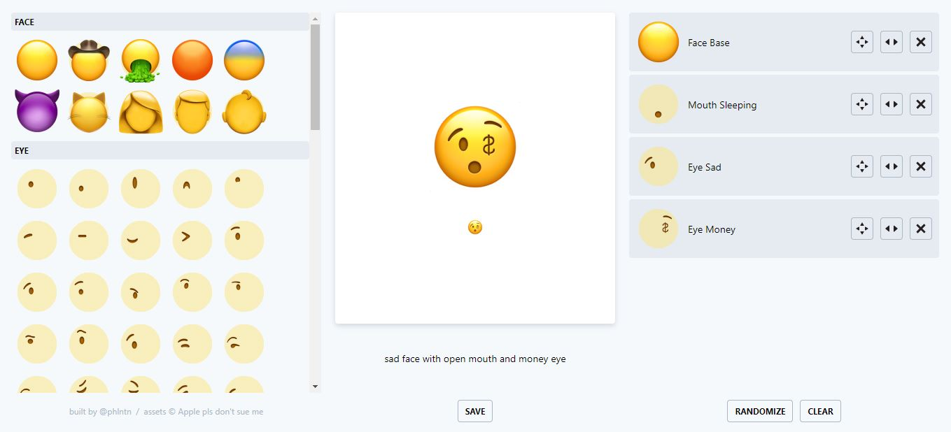 How To Create Your Own Emojis With This Emoji Builder Tool