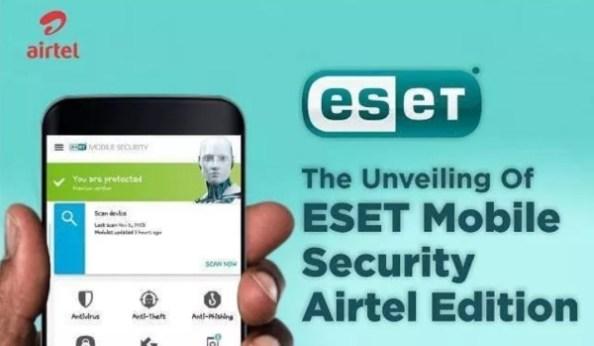 ESET Antivirus with Airtel Nigeria