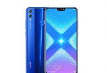 Huawei Honor 10 Lite.