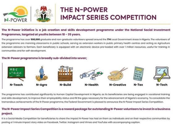 N-Power Impact series
