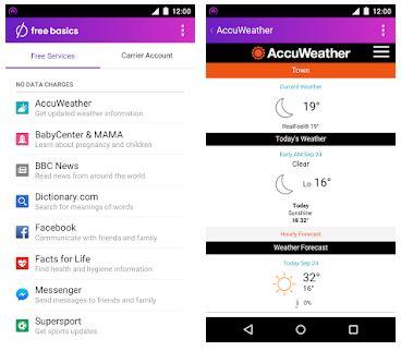 MTN-Facebook Free Basics.
