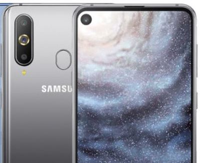 Galaxy A8S was the first Infinity-O punch-hole camera phone
