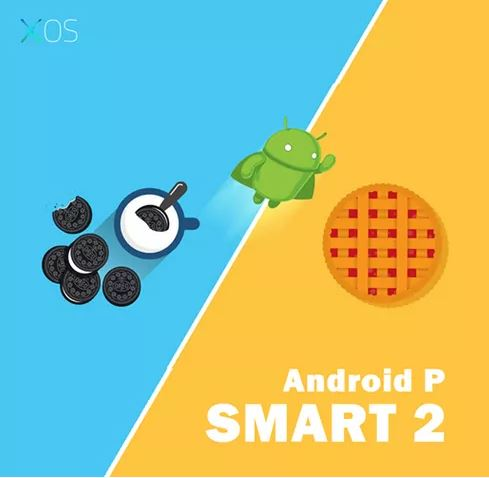 Android P For Infinix Smart 2