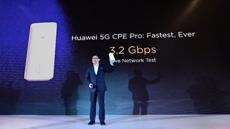 Huawei 5G CPE Pro router