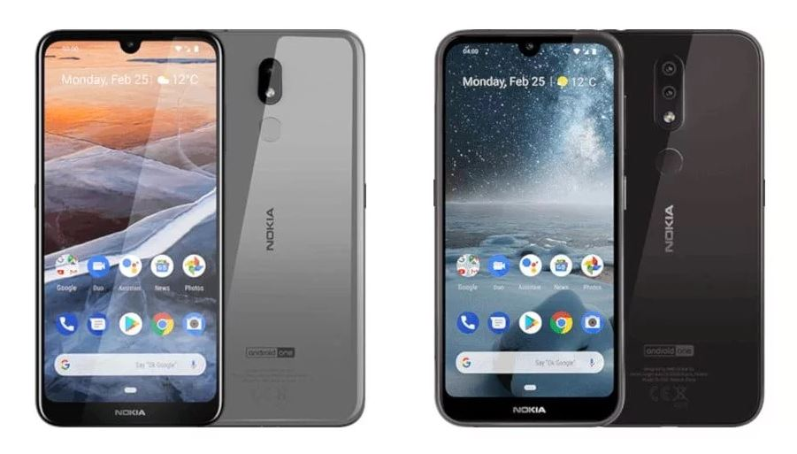 Nokia 3.2 in Colours