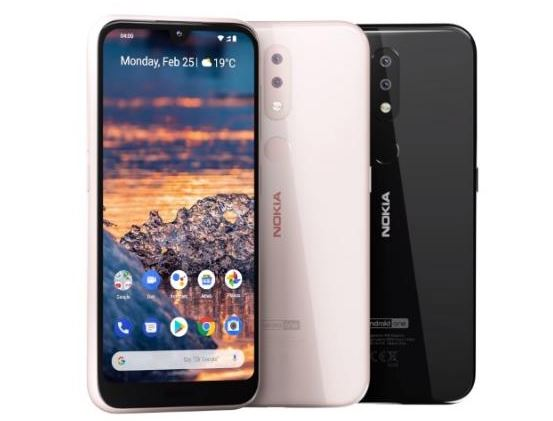 Nokia 4.2 in colours