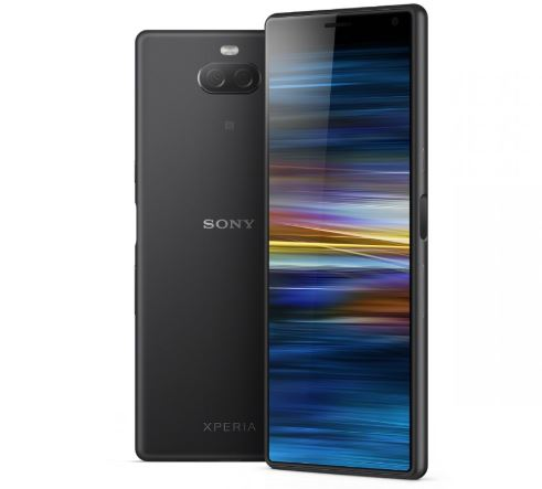 Sony Xperia 10 (black)