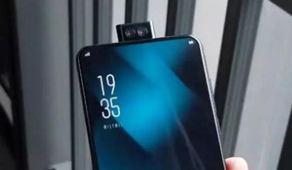 The Elephone U2 is a pop-up selfie camera phone