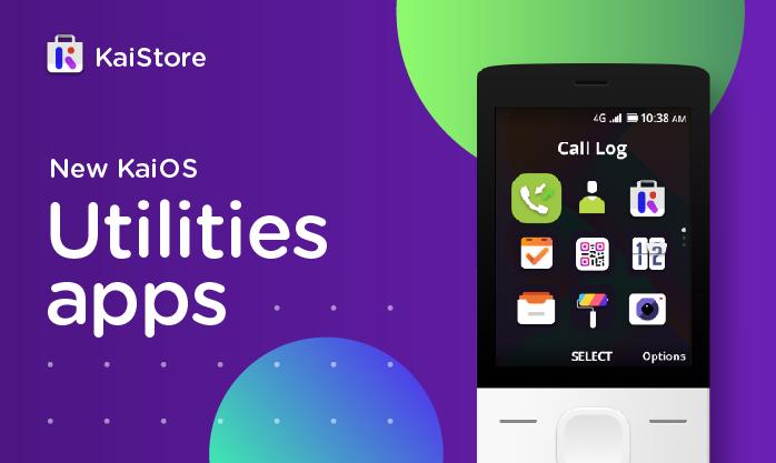 KaiOS utitities apps
