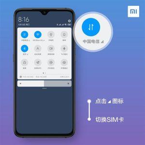 SIM Cards Switch
