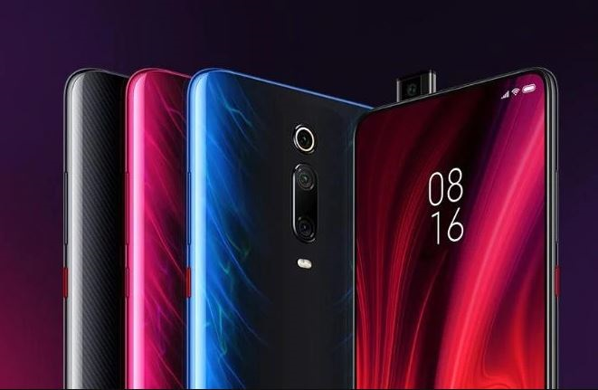 Xiaomi Mi 9T in colours