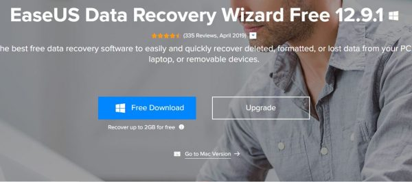 EASEUS Data Recovery Wizard Free 12.9.1