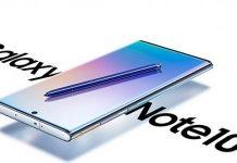 Galaxy Note10 render