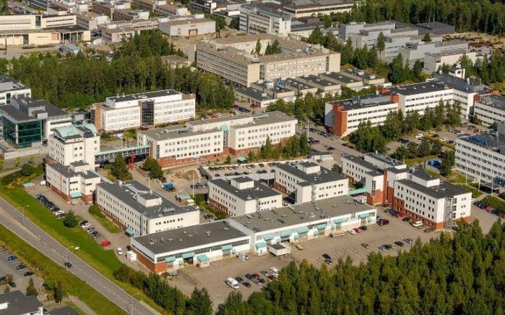 Hermia Technology Park (site of Xiaomi Finland Oy)