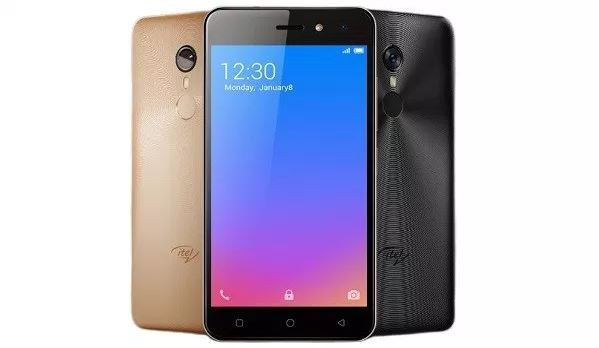 itel A33 in colours