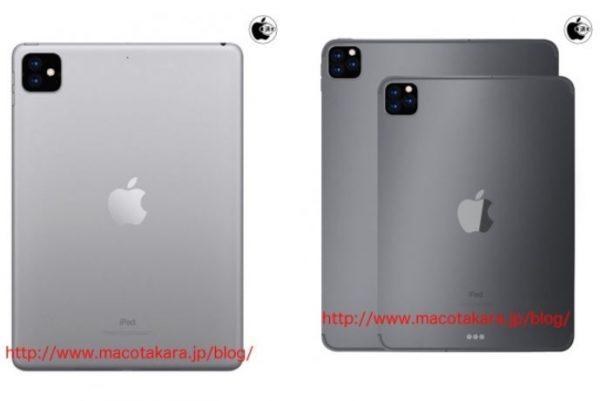 2019 iPad pro to have triple camera.