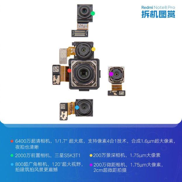 Rear quad camera and selfie cam