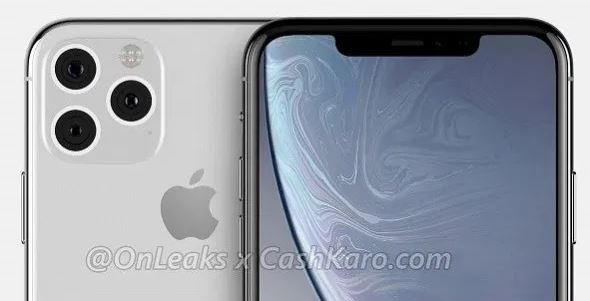 iPhone 11 Pro Max alleged render