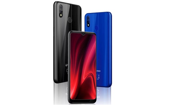Gionee X2 in colours