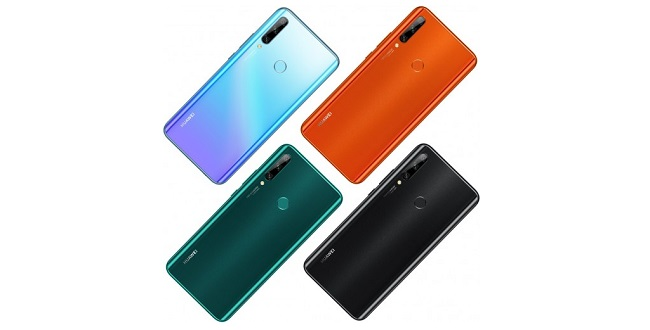 Huawei Enjoy 10 Plus in Colours