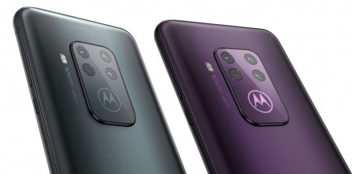 Motorola One Zoom camera